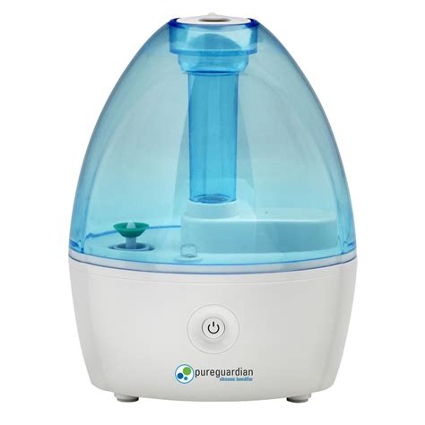 cool mist humidifier and ceiling fan pureguardian h910bl 14 hour nursery ultrasonic cool mist