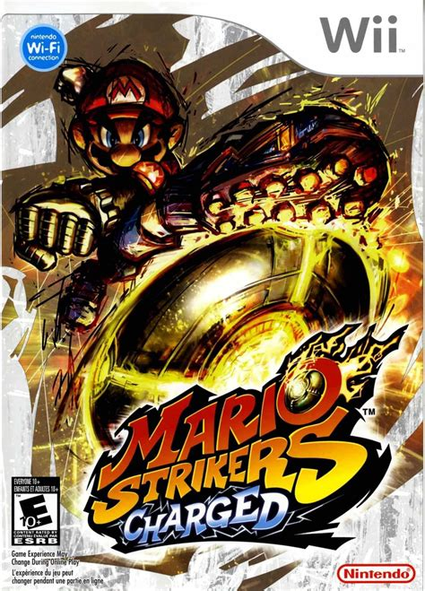 Mario Strikers Charged Full Game Free Pc Download Play