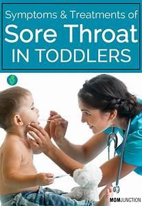 Sore Throat In Toddlers  U2013 8 Symptoms  U0026 4 Treatments In