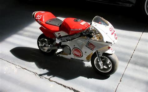 Suzuki Pocket Bike by Pocket Bike Suzuki Lucky Strike
