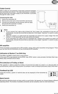 Hbc Radiomatic Spectrumd Remote Control User Manual Spectrum D