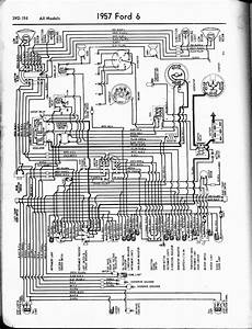 54 Ford Truck Wiring Diagram