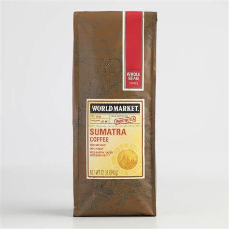 12oz World Market® Sumatra Coffee, Set Of 6  World Market