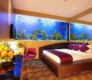 Aquarium Decor Ideas For Bedroom