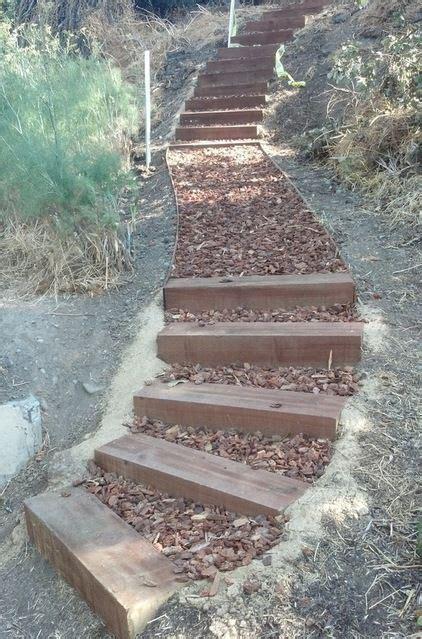 Gartentreppe Selber Bauen  35 Inspirationen  Ein Schöner
