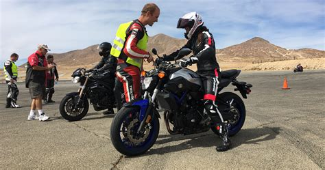 Getting Schooled Reg Pridmore's Class Motorcycle School