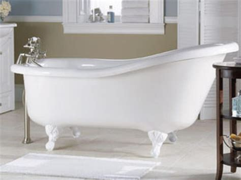 cast iron clawfoot tub vintage bathrooms get the look hgtv