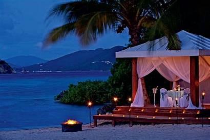Beach Romance Romantic Ritz Carlton Honeymoon Gazebo