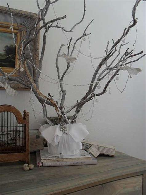 193 rboles de navidad con ramas secas fotos ideas foto 24