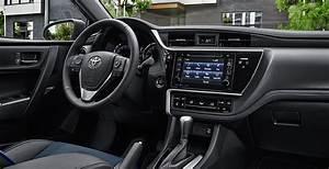 2017 Toyota Corolla Le Interior   Brokeasshome.com