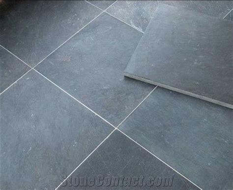 China Blue Limestone Honed Floor Tiles Wall Tiles,China