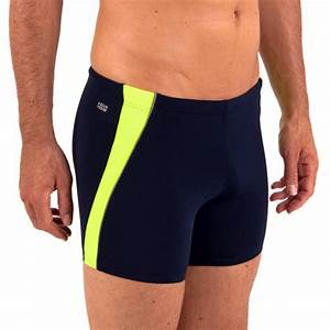 Boxer De Bain Homme : maillot de bain homme boxer long b ready bleu jaune ~ Melissatoandfro.com Idées de Décoration