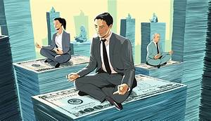 Meditation Is Now a Billion-Dollar Business, Thanks to the ...