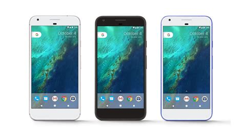 google pixel  pixel xl dimensioni  specifiche