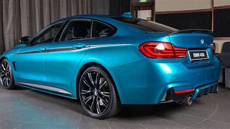 Bmw M4 Coupe Modification by Wow Bmw 440i M Performance Is The Closest Thing To An M4