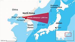 North Korea fires missile into Japan's maritime economic ...