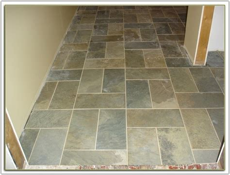 Ceramic Tile Looks Like Slate  Tiles  Home Decorating