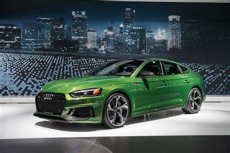 Baby Got Back 2019 Audi Rs 5 Sportback Debuts In New York