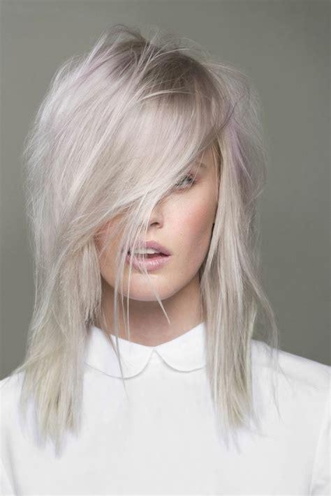silber blond haare graue haare der neue trend archzine net