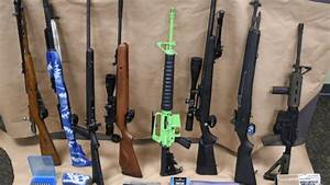 London man facing 11 charges after guns and drugs seized ...