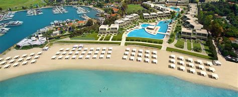 sani resort greece design holidays