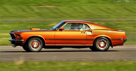10 classic american muscle cars that are slower than a minivan corvette mustang and camaro