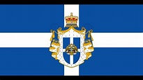National Anthem of the Greater Kingdom of Greece ...