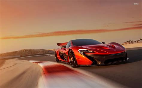 Mclaren Hd Wallpaper
