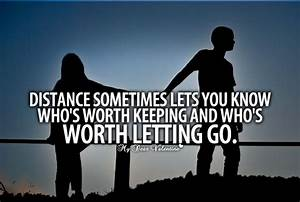Distance Love Quotes Cover Photo | www.pixshark.com ...