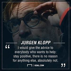 More games and ... Klopp Quotes