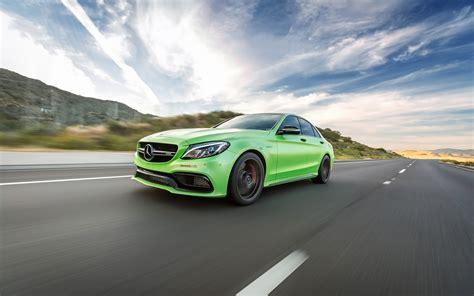 2018 Vorsteiner Mercedes Amg C63 V Ff 106 Motion 1