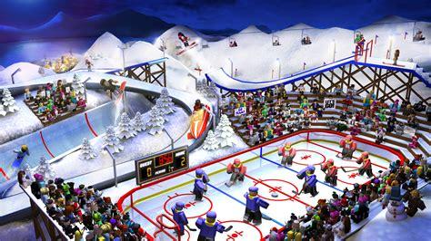 roblox  arctic    annual snowed  tournament