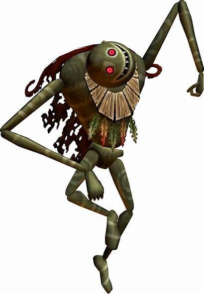 Zelda Twilight Puppet Princess Legend Enemies Skull
