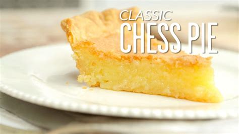 chess pie quick summer pie recipes southern living