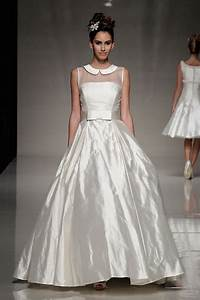 sophisticated wedding dress sheer illusion neckline With sophisticated wedding dresses