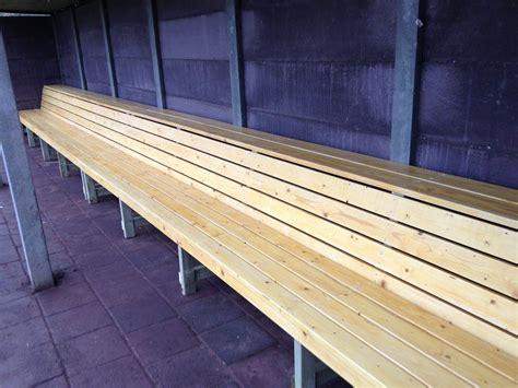 build baseball dugout benches youtube baseball
