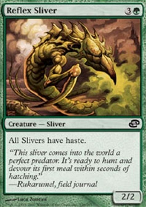 magic the gathering sliver deck slivers of heaven modern mtg deck