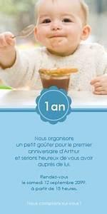 Texte Anniversaire 1 An Garçon : modele de carte anniversaire 1 ans ~ Melissatoandfro.com Idées de Décoration