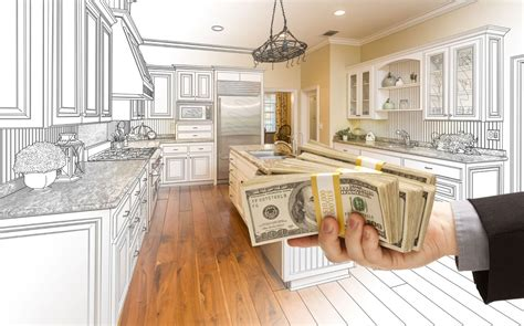 cost  remodel  kitchen high tech