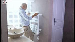 Bricolage Avec Robert : installer un s che serviette grand confort tuto ~ Nature-et-papiers.com Idées de Décoration