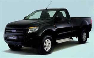 New Ford Ranger 2018