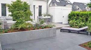 Terrassen Treppen In Den Garten : terrassen wege und pl tze aus naturstein und beton hoemann ~ Orissabook.com Haus und Dekorationen