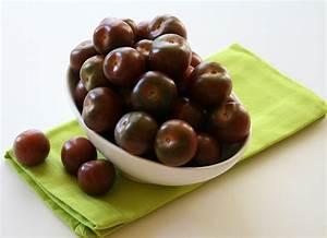 Heirloom Black Cherry Tomatoes
