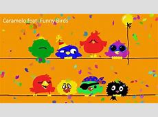Happy Birthday Song Funny Birds Version lustiges