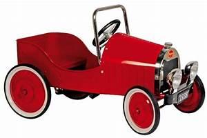 Retro Bebe Voiture : baghera voiture p dale classic rouge ~ Teatrodelosmanantiales.com Idées de Décoration