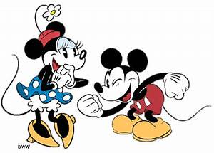 Classic Mickey Mouse and Friends Clip Art 2 | Disney Clip ...