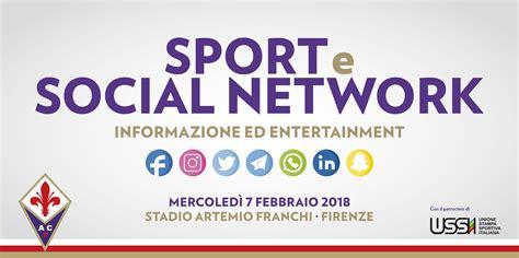 apple si e social sport e social informazione ed entertainment il