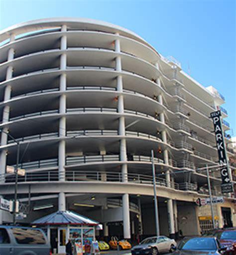 O Farrell Parking Garage San Francisco  Ppi Blog