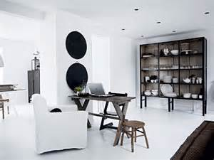 Home Interior And Design All White Interior Design Of The Homewares Designer Home Digsdigs