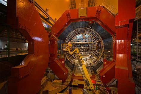 Cern reveals plans for new experiments measuring 50miles ...